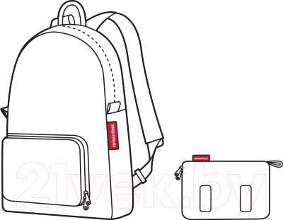 Рюкзак Reisenthel Mini Maxi / AP7009
