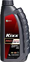 Моторное масло Kixx PAO 1 SN/CF 0W40 / L2084AL1E1 (1л) -
