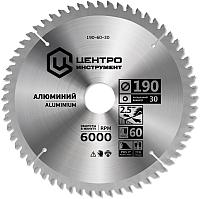 Пильный диск Центроинструмент 216-60-30 -