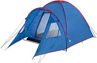 Палатка Trek Planet Bolzano 4 / 70143 (синий/красный) -