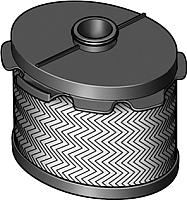 Топливный фильтр Purflux C446 -