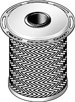Топливный фильтр Purflux C481 -