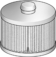 Топливный фильтр Purflux C504 -
