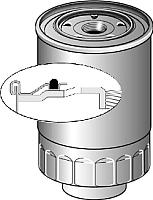Топливный фильтр Purflux CS437 -