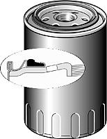 Топливный фильтр Purflux CS739 -
