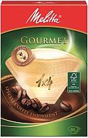 Фильтр для кофеварки Melitta Gourmet 1x4/80 -