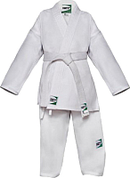 Кимоно для карате Green Hill Junior KSJ-10054 (00/120, белый) -