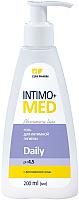 Гель для интимной гигиены Elfa Pharm Intimo+Med Daily (200мл) -