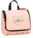 Органайзер для хранения Reisenthel Toiletbag S / IO3064 (cats and dogs rose) -