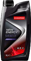 Моторное масло Champion Oil New Energy 5W30 D1 / 8235405 (1л) -