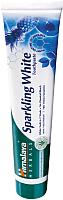 Зубная паста Himalaya Herbals Sparkly White (75мл) -