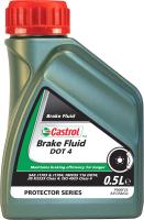 Тормозная жидкость Castrol Brake Fluid DOT 4 / 155BD0 (0.5л) -