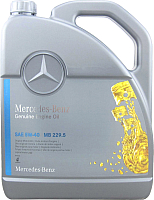 Моторное масло Mercedes-Benz 5W40 MB 229.5 / A000989920213AIFE (5л) -