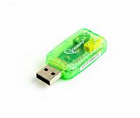 Звуковая карта Gembird SC-USB-01 -