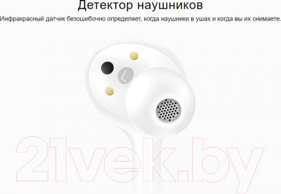 Беспроводные наушники Huawei FreeBuds Wireless Earphones / CM-H1 (черный)