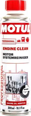 Присадка Motul Промывка двигателя Engine Clean / 108119