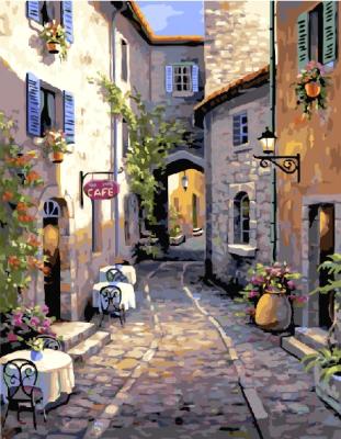 Картина по номерам Picasso Итальянские улочки (PC4050442)