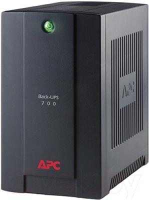 ИБП APC Back-UPS ES 700VA (BX700U-GR)