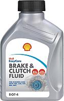 Тормозная жидкость Shell DOT 4 ESL / LAO21 (5л) -