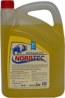 Антифриз Nordtec G12 -40 (5кг, желтый) -