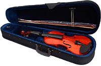Скрипка Aileen VG-106 1/4 со смычком в футляре (натуральная) -