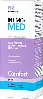 Гель для интимной гигиены Elfa Pharm Intimo+ Med Comfort для интимной гигиены (200мл) -