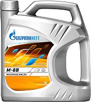 Моторное масло Gazpromneft М-8В / 2389901394 (4л) -