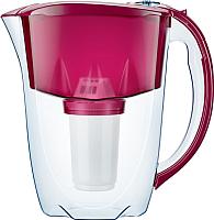 Фильтр питьевой воды Аквафор Престиж А5 / И11151 (вишневый) -