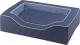 Лежанка для животных Ferplast Majestic 110 / 81026025 (синий) -