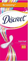 Прокладки ежедневные Discreet Normal Trio (60шт) -