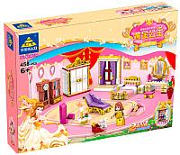 Конструктор Kazi Комната принцессы 98710 -