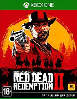Игра для игровой консоли Microsoft Xbox One Red Dead Redemption 2 -