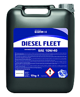 Моторное масло Lotos Diesel Fleet 10W40 (17кг) -