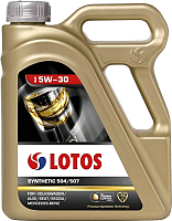 Моторное масло Lotos Synthetic 504/507 SAE 5W30 (5л) -