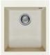 Мойка кухонная Elleci Quadra 100 Bianco Antico G62 / LGQ10062 -