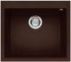 Мойка кухонная Elleci Quadra 105 Espresso M78 / LMQ10578 -