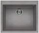 Мойка кухонная Elleci Quadra 105 Cemento G48 / LGQ10548 -