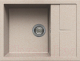 Мойка кухонная Elleci Unico 125 Avena G51 / LGU12551 -