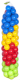 Шары для сухого бассейна Dream Makers SB78-90 (90шт) -