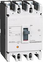 Выключатель автоматический Chint NM1-250S 3P 100А 25kА -