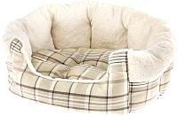 Лежанка для животных Ferplast Etoile 2 / 83504098 (с мехом) -