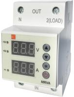 Реле напряжения КС MRV 32A (с дисплеем) -
