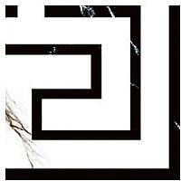 Вставка Grasaro Classic Marble Tako G-270/G/T01 (70x70, белый) -