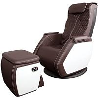 Массажное кресло Casada Smart 5 CMS-386 (коричневый/белый) -