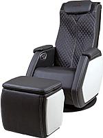 Массажное кресло Casada Smart 5 CMS-336/CMS-338 (серый/белый) -