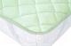 Наматрасник защитный Vegas Protect Cotton S4 90x200 (фисташковый) -