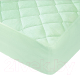 Наматрасник защитный Vegas Protect Cotton S1 80x200 (фисташковый) -