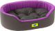 Лежанка для животных Ferplast Dandy 110 / 82946099 (черный/фиолетовый) -