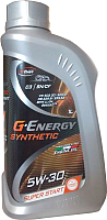 Моторное масло G-Energy Synthetic Super Start 5W30 / 253142399 (1л) -