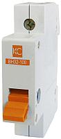 Выключатель нагрузки КС ВН32-100 20А 1Р -